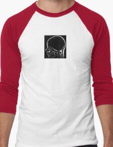 It's a No-Brainer! Men's Baseball ¾ T-Shirt