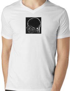 It's a No-Brainer! Mens V-Neck T-Shirt
