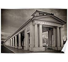 Redlands Sante Fe Depot Poster