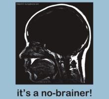 It's a No-Brainer! Kids Tee