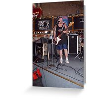 bass brother Greeting Card