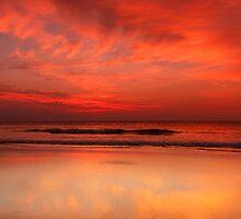 Virginia Beach Sunrise by Peyton Duncan