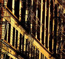 New York Street Scene by michael6076