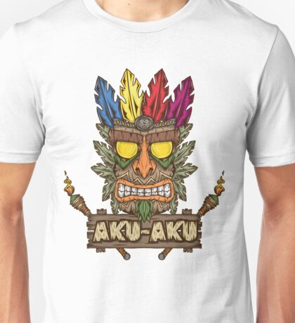 Aku-Aku (Crash Bandicoot) Unisex T-Shirt