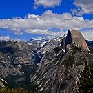 Half Dome - Yosemite National Park by rrushton