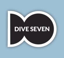 Dive Seven One Piece - Short Sleeve