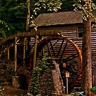Norris Tennessee Grist Mill by lynell