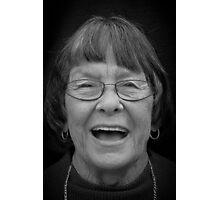 Portrait of a Friend Photographic Print