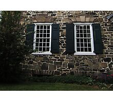 Forty Eight Panes Photographic Print