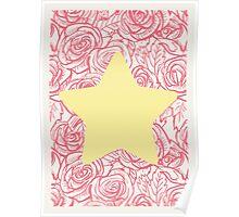 Rose's Star Poster