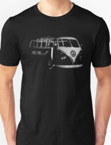 vw bus, Old Skool T-Shirt