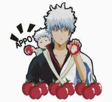 Gintama! Apples (APPO!) by creativenergy
