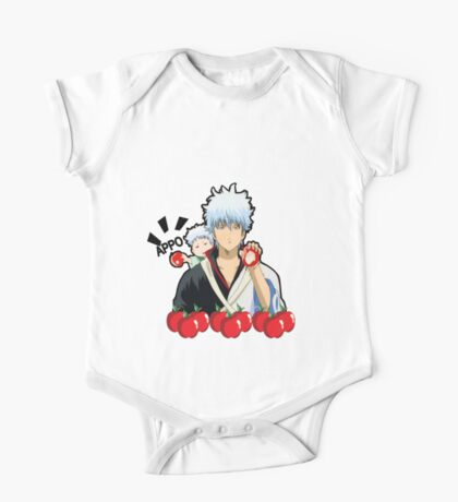 Gintama! Apples (APPO!) One Piece - Short Sleeve