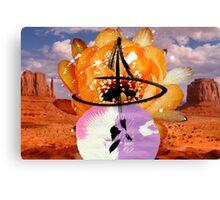 Desert Chief 2 Canvas Print