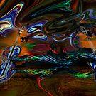 Contemptuous    battle of the Cello's by TheBrit