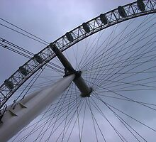 London Eye by PollyBrown