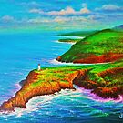 Kiluea Lighthouse Kauai by jyruff