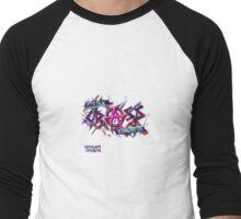 Punk Crass T-Nation #2 Men's Baseball ¾ T-Shirt