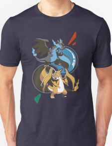 Mega Charizard x y T-Shirt