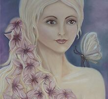 Oonagh, the fairy Queen by Diane  Andrasic