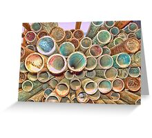 Pipes! Greeting Card