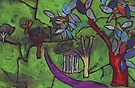 Midnight Garden cycle13 13 by John Douglas