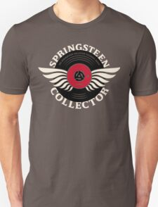 Springsteen Collector Facebook Group T-Shirt