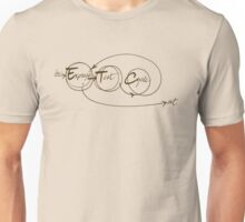 Express, Test, Cycle - Feedback loop Unisex T-Shirt