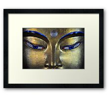 Those Eyes Framed Print