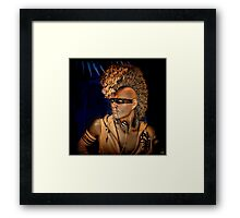 NY Mannequin Series #1: The Dude (He's Cool) Framed Print