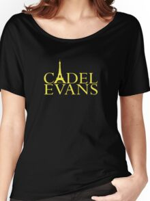 Cadel Evans - 2011 Women's Relaxed Fit T-Shirt