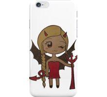 Devil kawaii iPhone Case/Skin