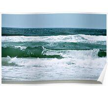 Emerald Seas Poster