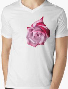 Rose of Pinks Mens V-Neck T-Shirt