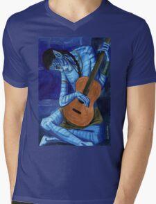 Old Avatarist Tee Mens V-Neck T-Shirt