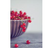 Taste of summer Photographic Print