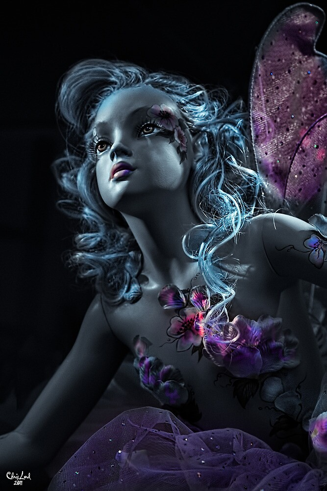 NY Mannequin Series #9: Ambrosine, A Fairy Queen by Chris Lord