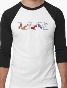 Hormones Men's Baseball ¾ T-Shirt