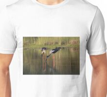 Peace On The Ponds Unisex T-Shirt