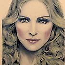 Madonna by WienArtist