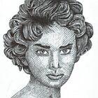 Sophia Loren by WienArtist