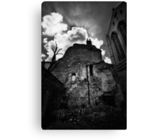 Dark Abbey Canvas Print