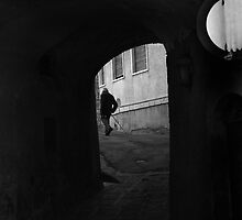 Uomo Vecchio - Volpaia 'Toscana' by Nick Rocco