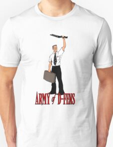 Army of D-Fens Unisex T-Shirt