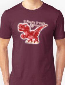 I promise I won't Eat anyone Unisex T-Shirt