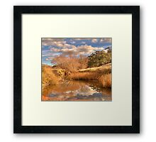 The Flow #2 - Oberon NSW -  The HDR Experience Framed Print