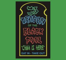Dragon of the Black Pool, the Best in Little China Kids Clothes