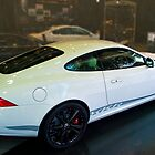 Jaguar XKR by Stuart Row