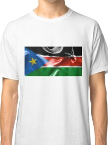South Sudan Flag Classic T-Shirt