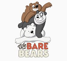 Bear Pile! We Bare Bears Unisex T-Shirt